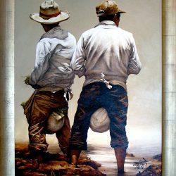 Luis Pantigozo 'Field Workers'