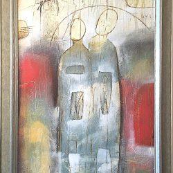 Mia Stone 'Sunset Figures'