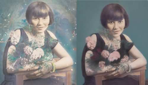 Restore Damaged Photographs - Four Corners Gallery