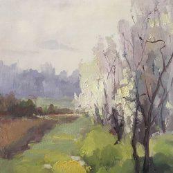 Leilin oil painting