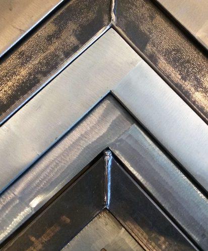 steel custom frames