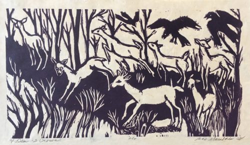 Jane Marshall 'Crows'