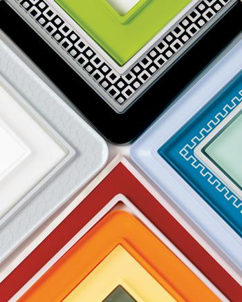 acrylic custom frames